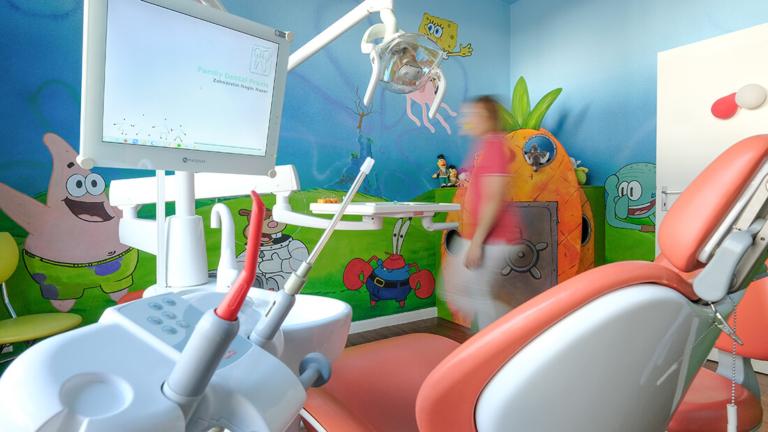 Zahnarzt Meerbusch, Leistungen, Behandlung von Karies