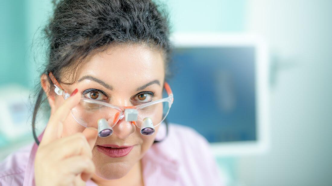 Zahnarzt Meerbusch, Leistungen, Zahnreinigung PZR