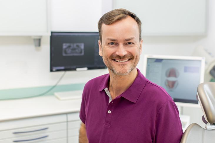 Zahnarzt Meerbusch, das Team: Portrait von zahnärztin Negin Nazer